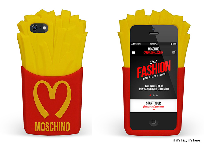 Fashion You Can Sink Your Teeth Into. Moschinou0026#39;s 2014 Flavorful Fall ...