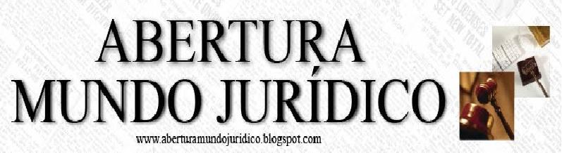 Abertura Mundo Jurídico