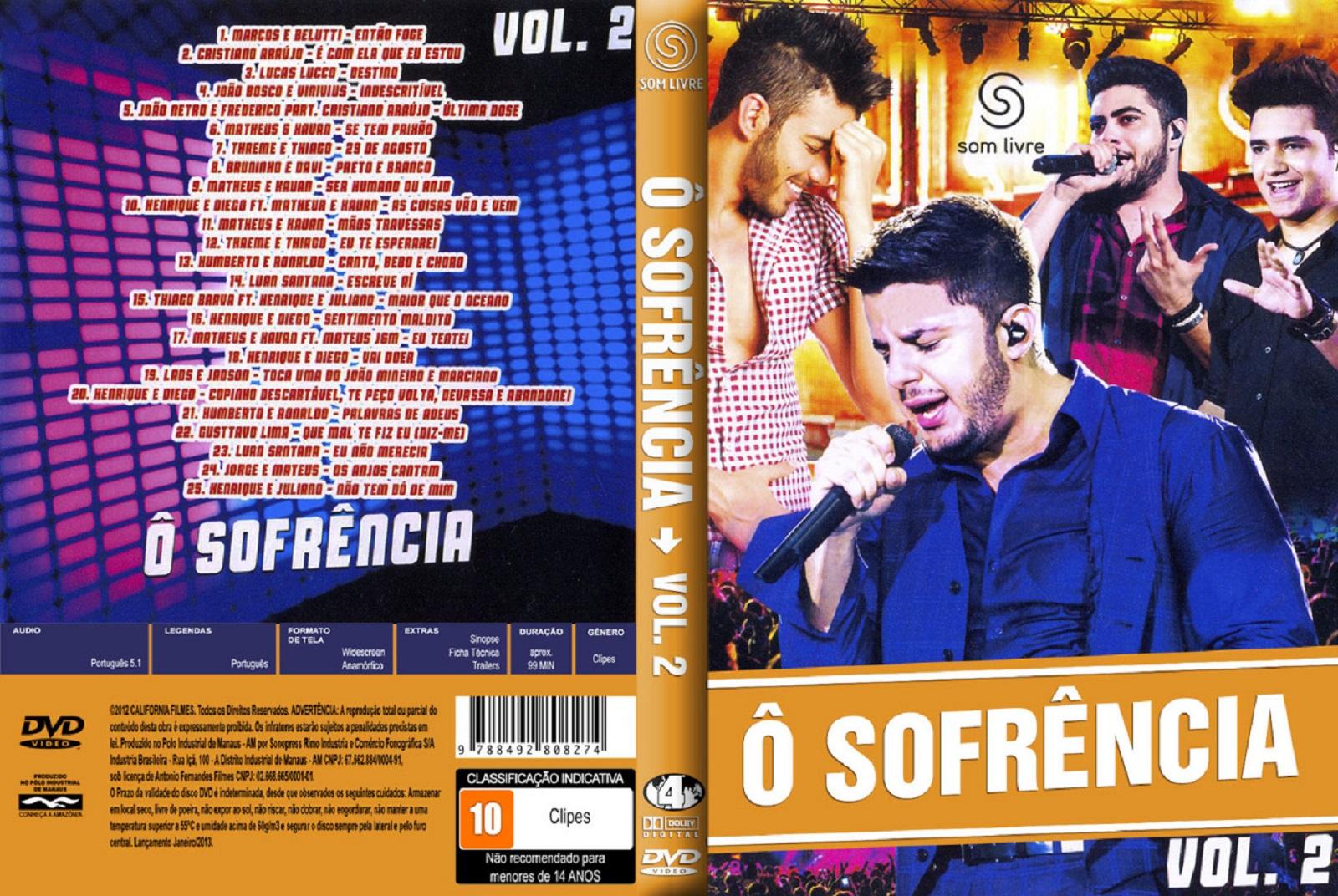 Baixar O Sofrencia Vol.2 DVD-R  25C3 2594 2Bsofr 25C3 25AAncia 2BVol 2B2 2B 25281 2529