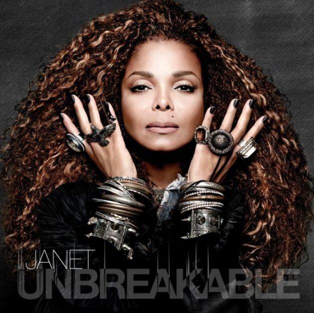 Álbum: Janet Jackson - Unbreakable