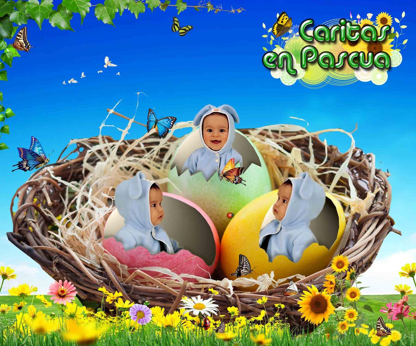 Caritas para Pascua - **El blog del diseñador descargar
