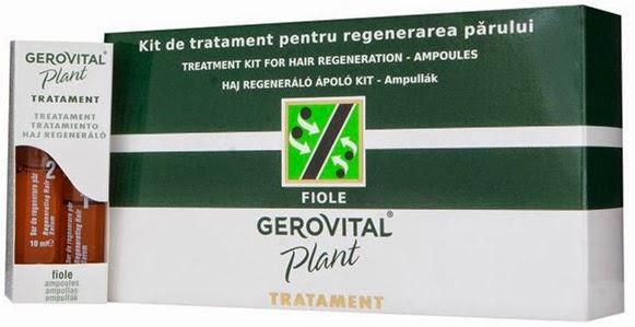 Gerovital Plant tratament