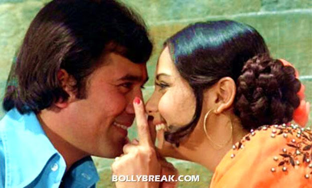 Mumtaz Rajesh Khanna  - (14) - Remembering Rajesh Khanna - First Bollywood Superstar