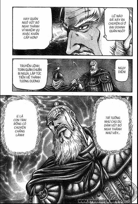 Chú Bé Rồng - Ryuuroden chap 211 - Trang 13