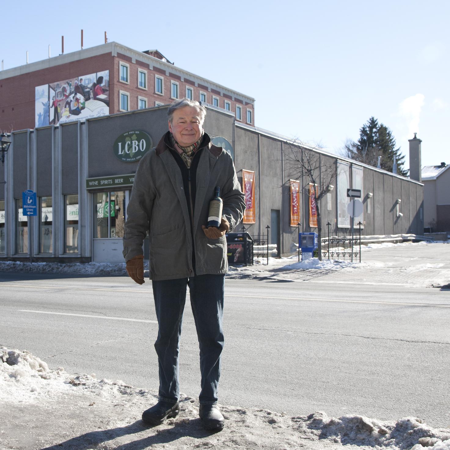 "The only ""all brand store"" in Ottawa: Vanier\'s LCBO   VanierNow"