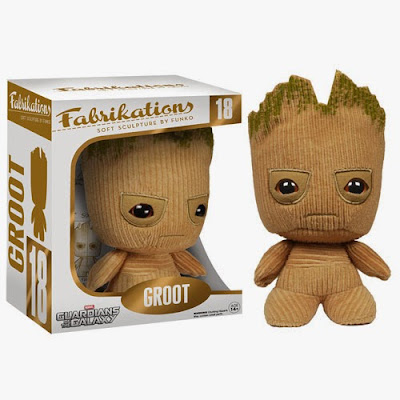 Groot Guardians of the Galaxy Fabrikations Marvel Plush Figure by Funko
