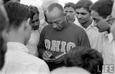 Jesse Owens in India
