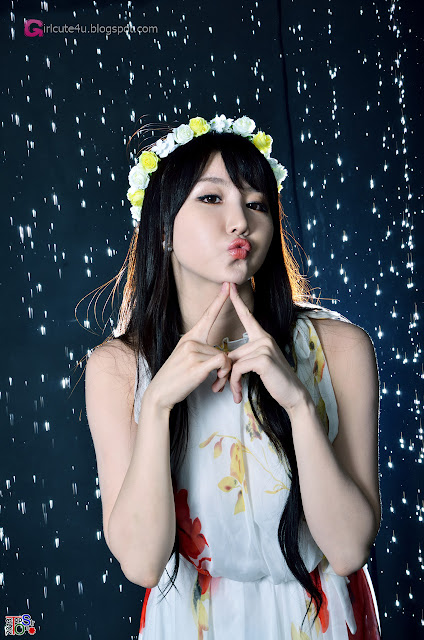 4 Lovely Yeon Da Bin  - very cute asian girl - girlcute4u.blogspot.com