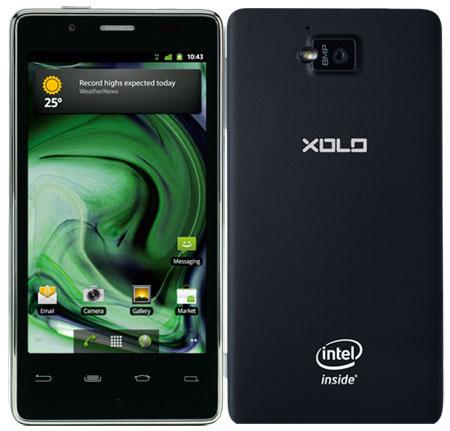 Lava Xolo X900 Spesifikasi dan Harga