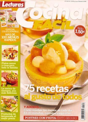 As paso mis d as otra revista de cocina para descargar - Cocina facil para invitados ...