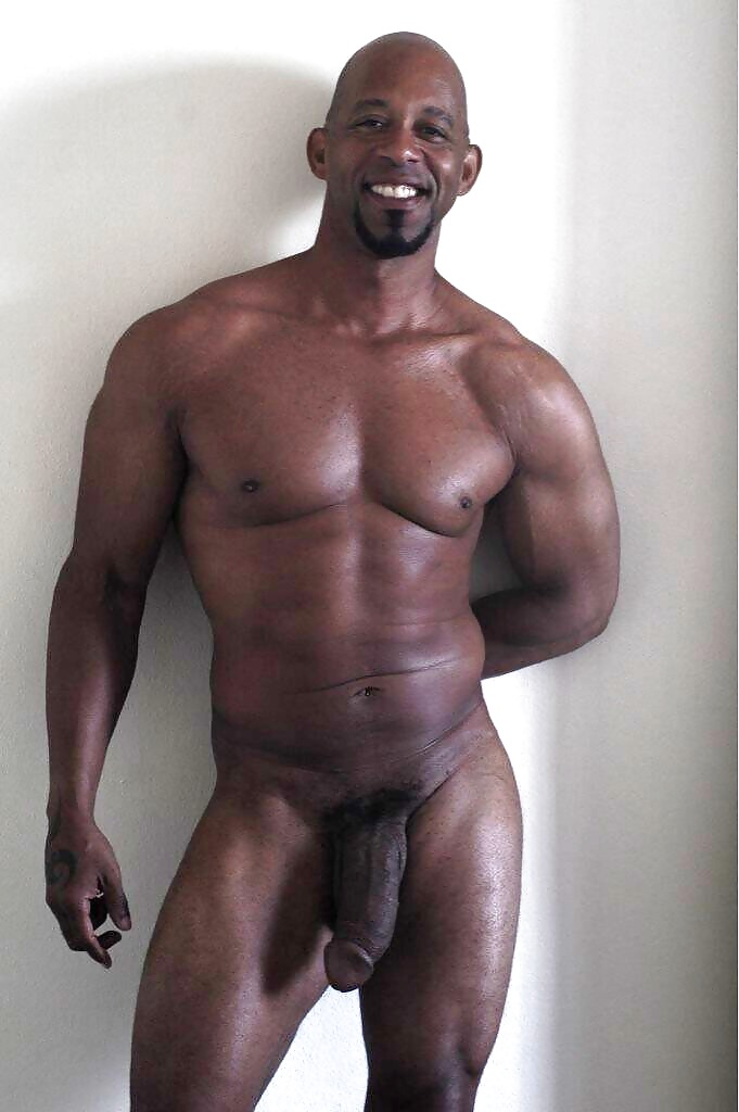 black nude male stars