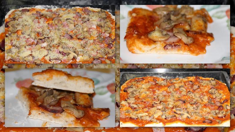 Cininha massa de pizza na mycook - Pizza mycook ...