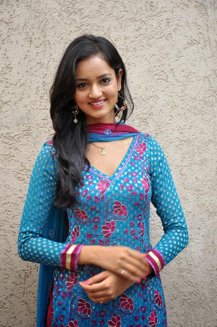 Shanvi Photos At Sudithar