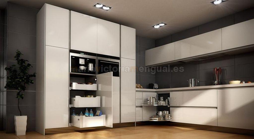 arquitectura interiorismo como distribuir bien una cocina