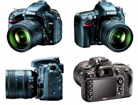 Nikon D610. Camera Zone