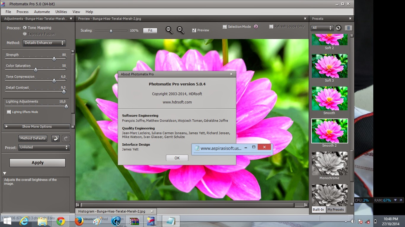 Photomatix Pro 5.0.4 Full Serial Number - MirrorCreator