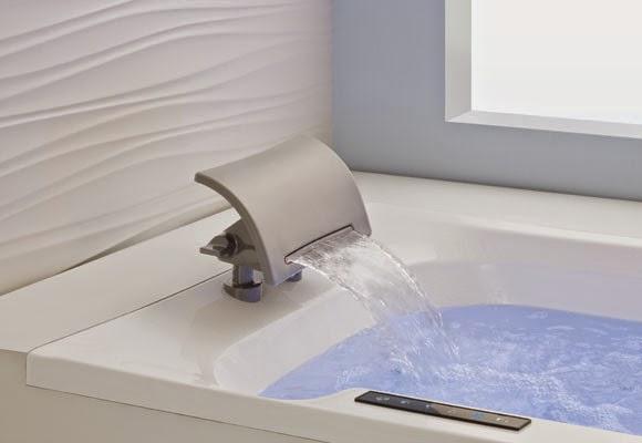 Bañera hidromasaje de Jacob Delafon