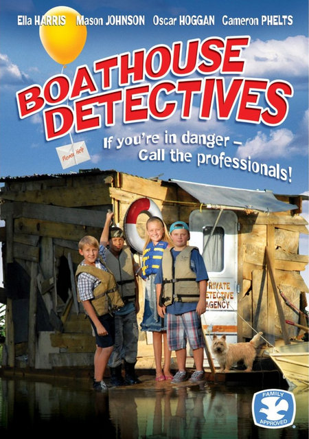 Boathouse Detectives DVDRip