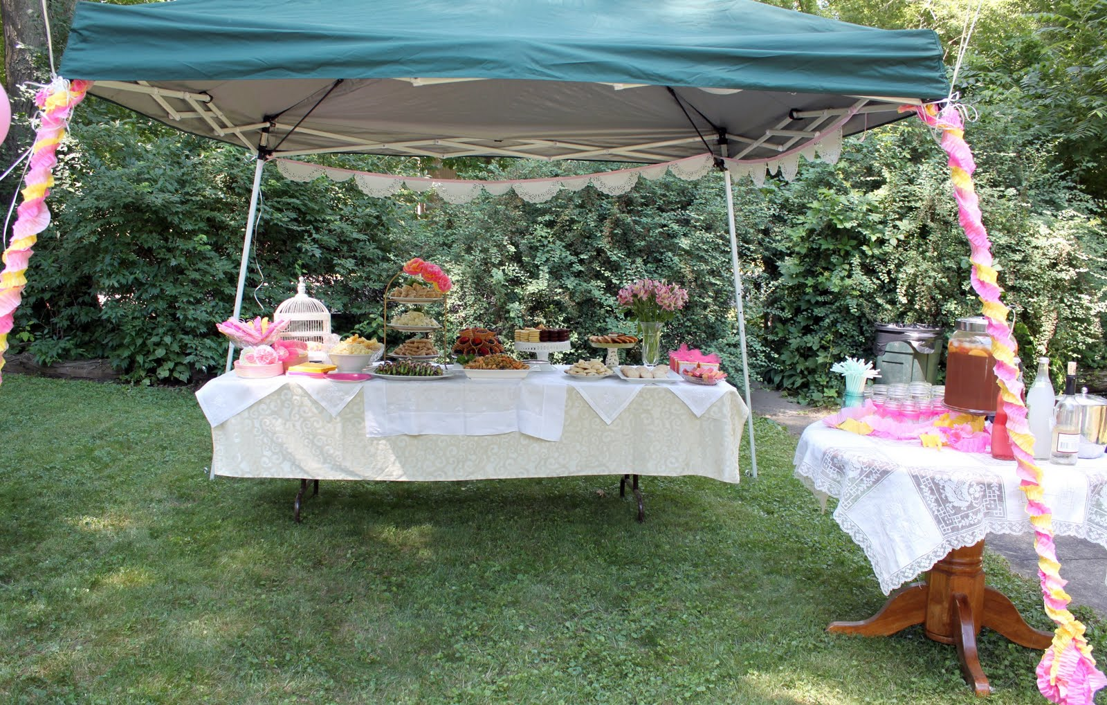 tea for 2 birthday party the cottage mama