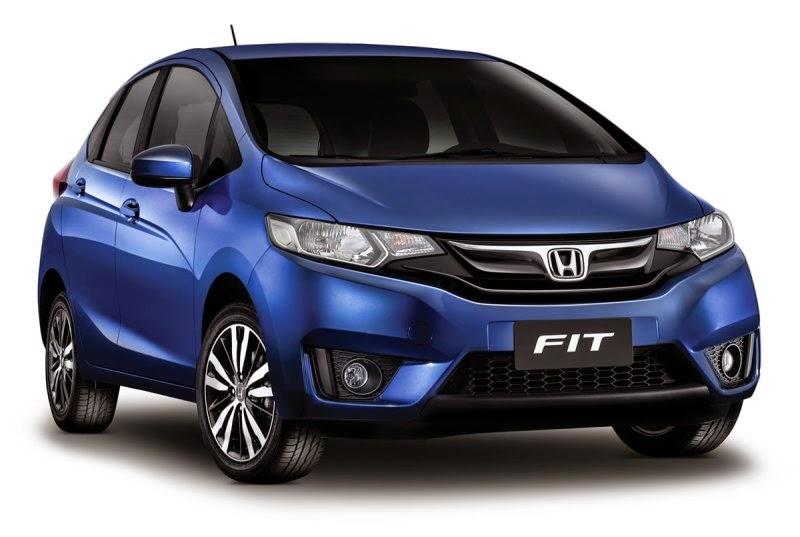 Novo Honda Fit 2014 2015 preço fotos concorrentes