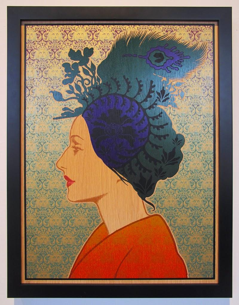 Mimi de Montmartre by Chuck Sperry