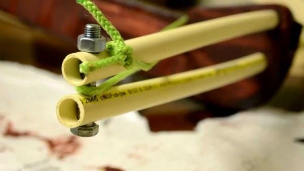 bullpup crosbow trigger mechanism