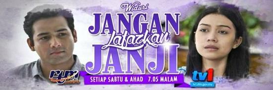 Sinopsis drama Jangan Lafazkan Janji TV1, review drama Jangan Lafazkan Janji, pelakon dan gambar Jangan Lafazkan Janji TV1