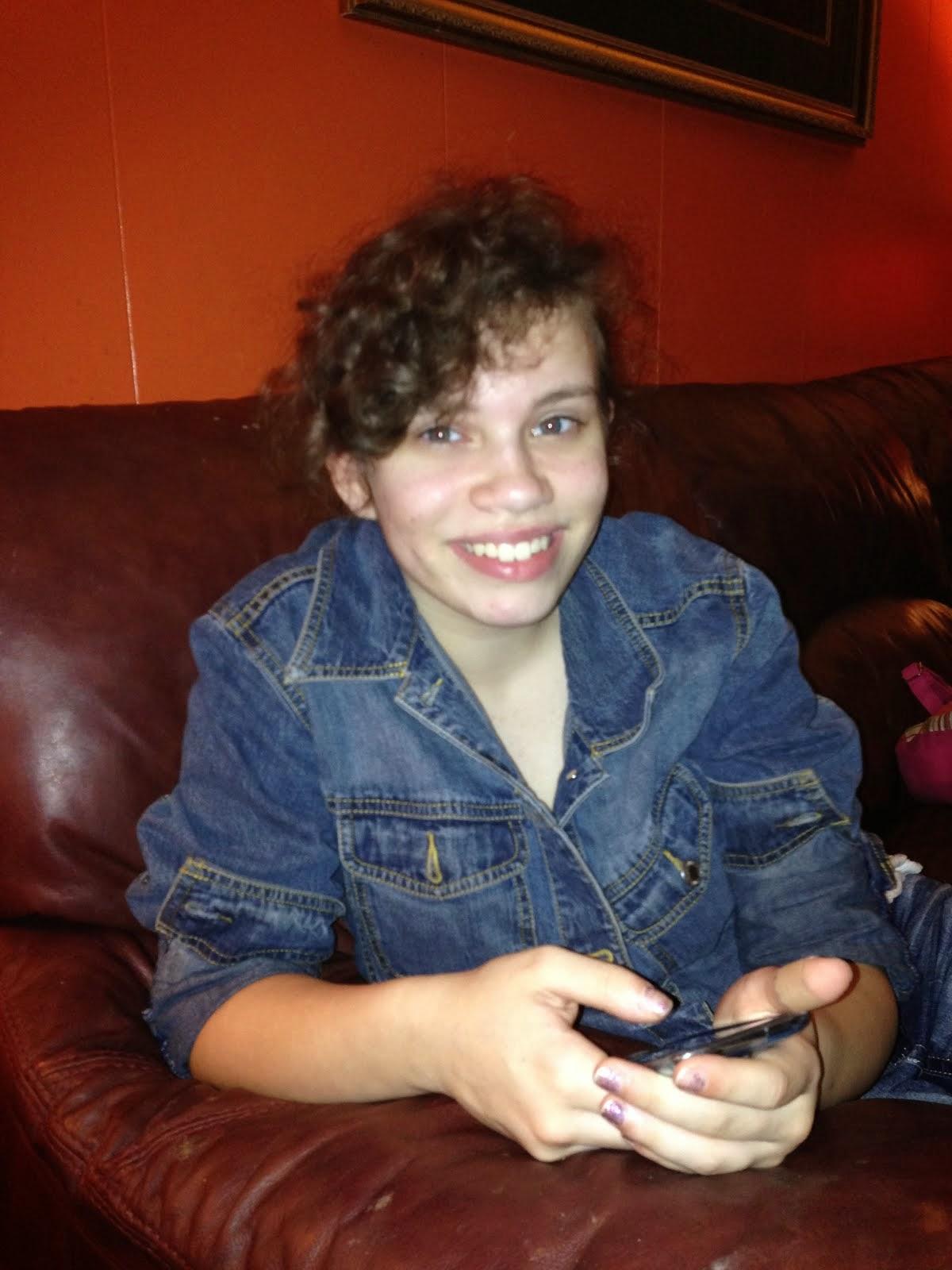 Mojo, age 13