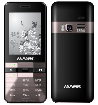 new MAXX Super MX424