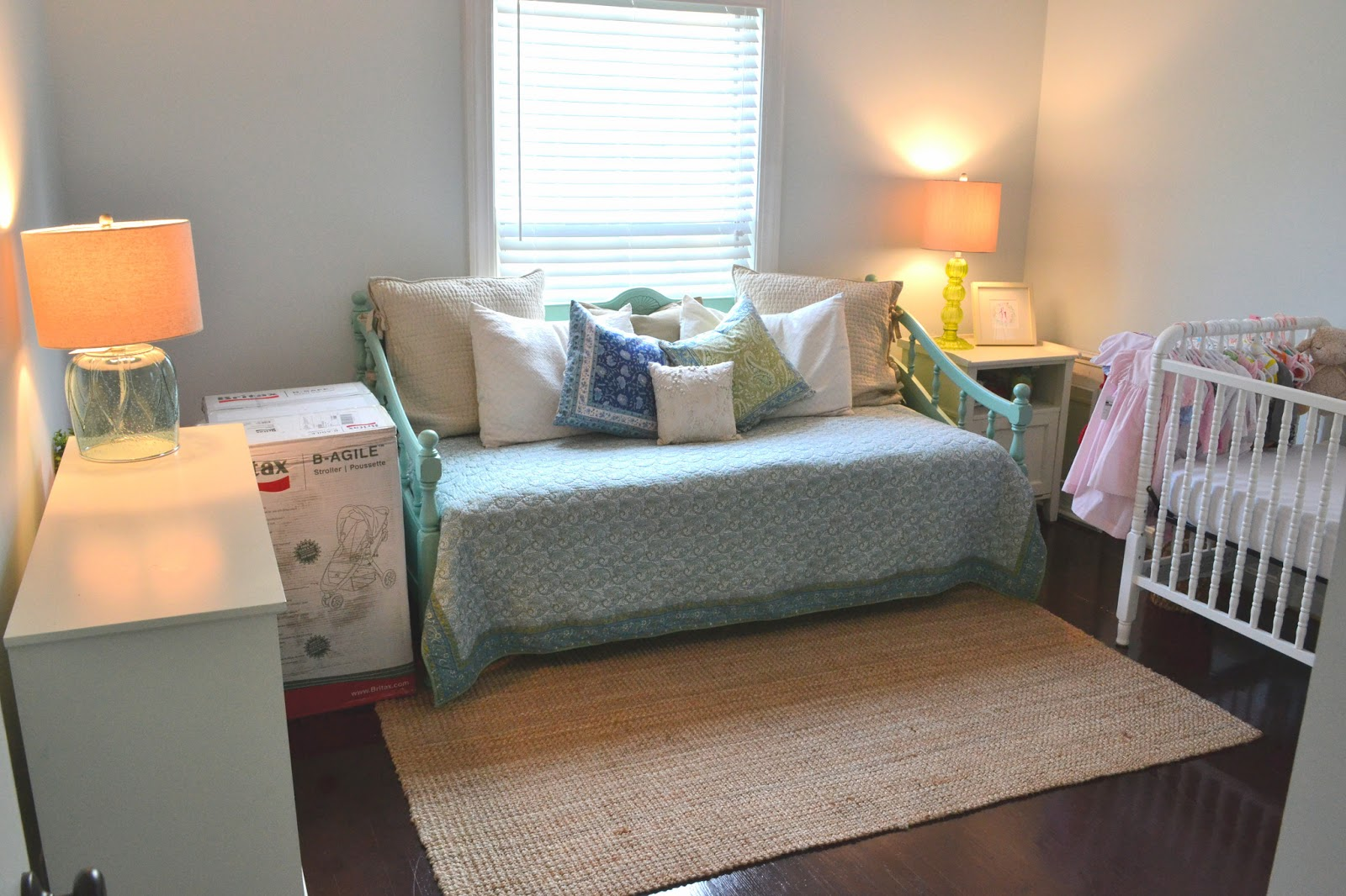 Tj Maxx Air Mattress We chose Valspar's sweet slumber for the wall color. I still need to ...