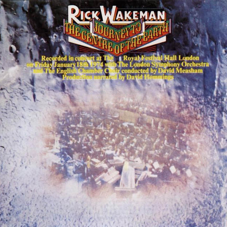 My Music, Your Music: Rick Wakeman - Journey To The Center ...