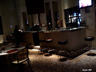 Restaurante Park Inn Ibirapuera Devaneios de Biela