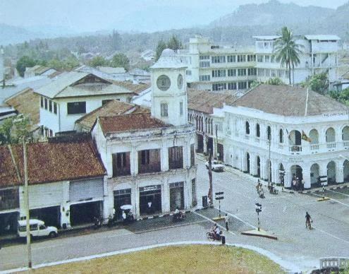 Phuket Old Architecture