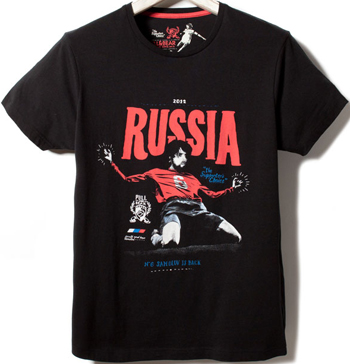 Pull and Bear camisetas selecciones Eurocopa 2012