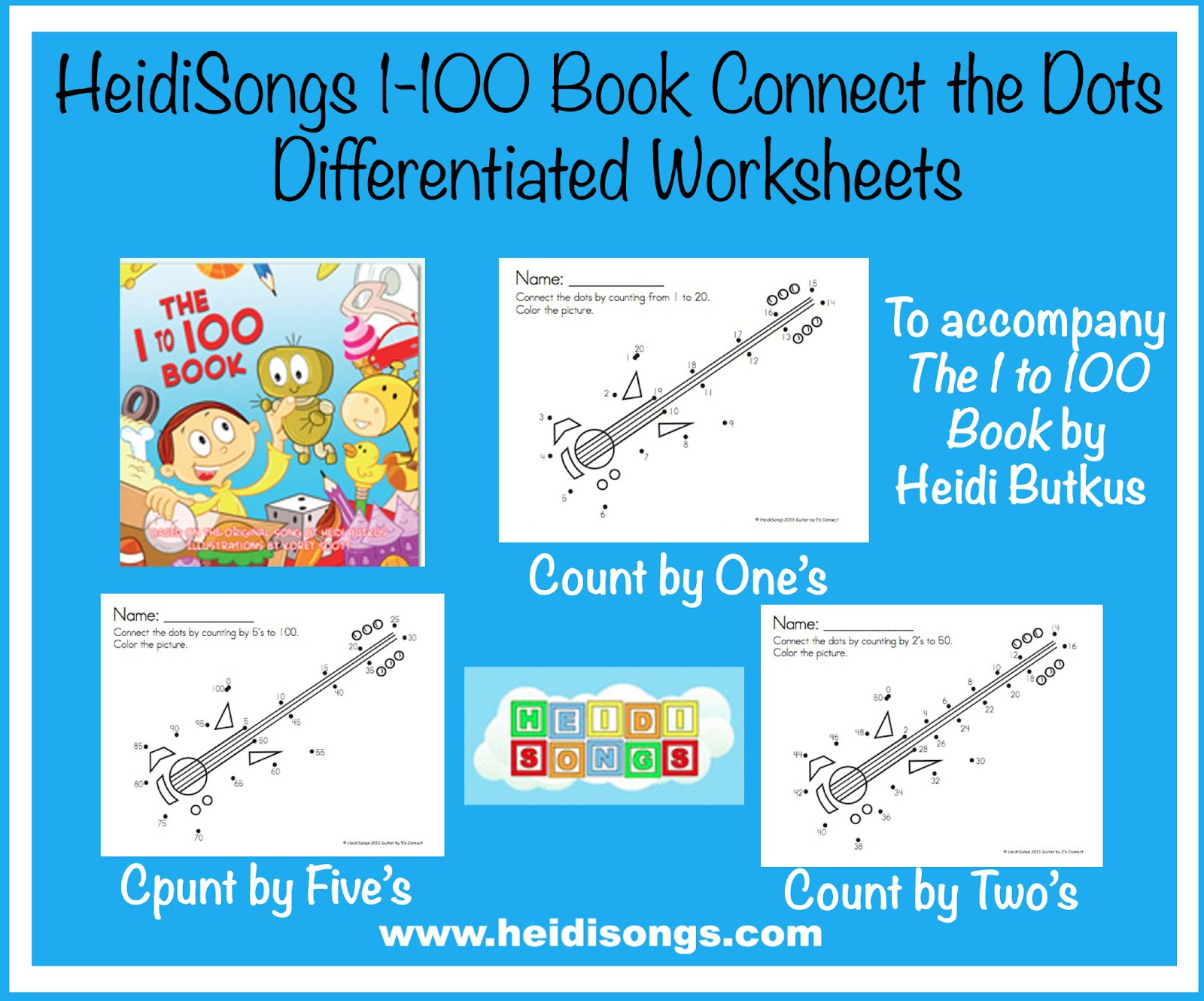 A New HeidiSongs 1-100 Story book, and Teacher\'s Most Embarrassing ...
