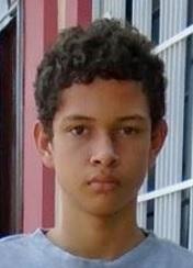 Carlos Alexander - Honduras (HO-352), Age 16