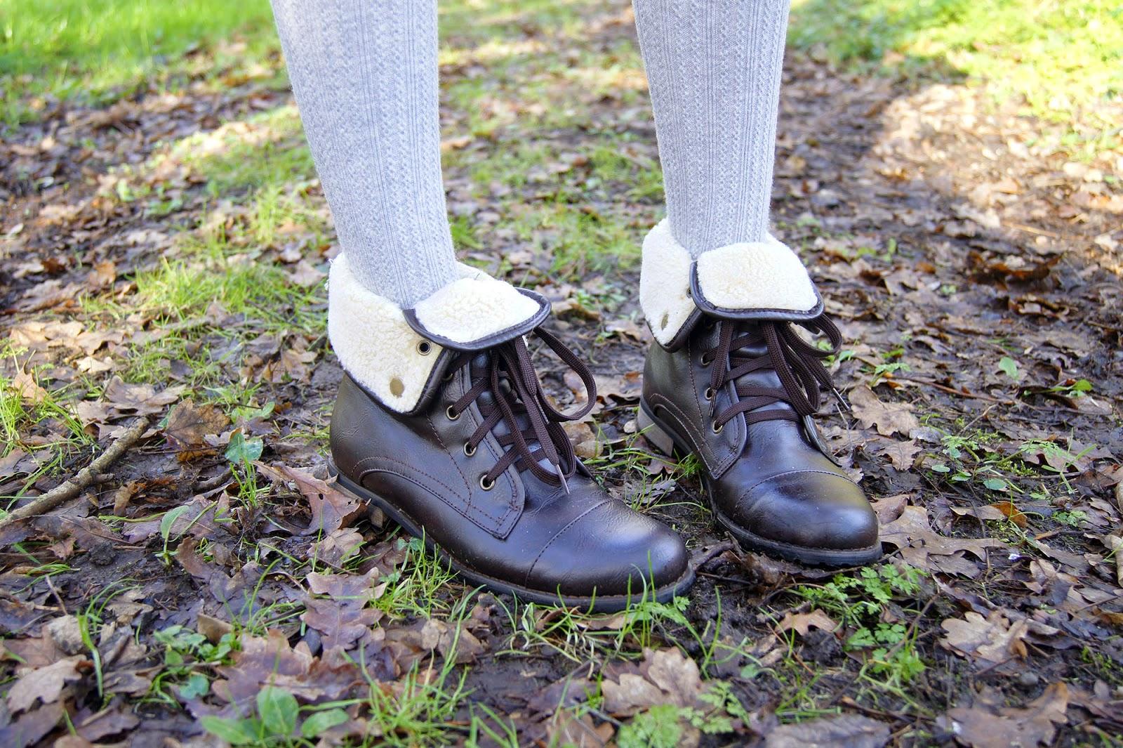 chaussure hiver gémo