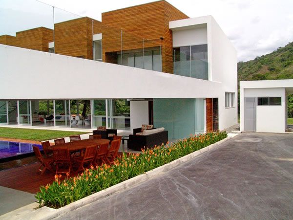 Dise o y decoraci n de la casa dise o y decoraci n de los for Disenos de exteriores para casas pequenas