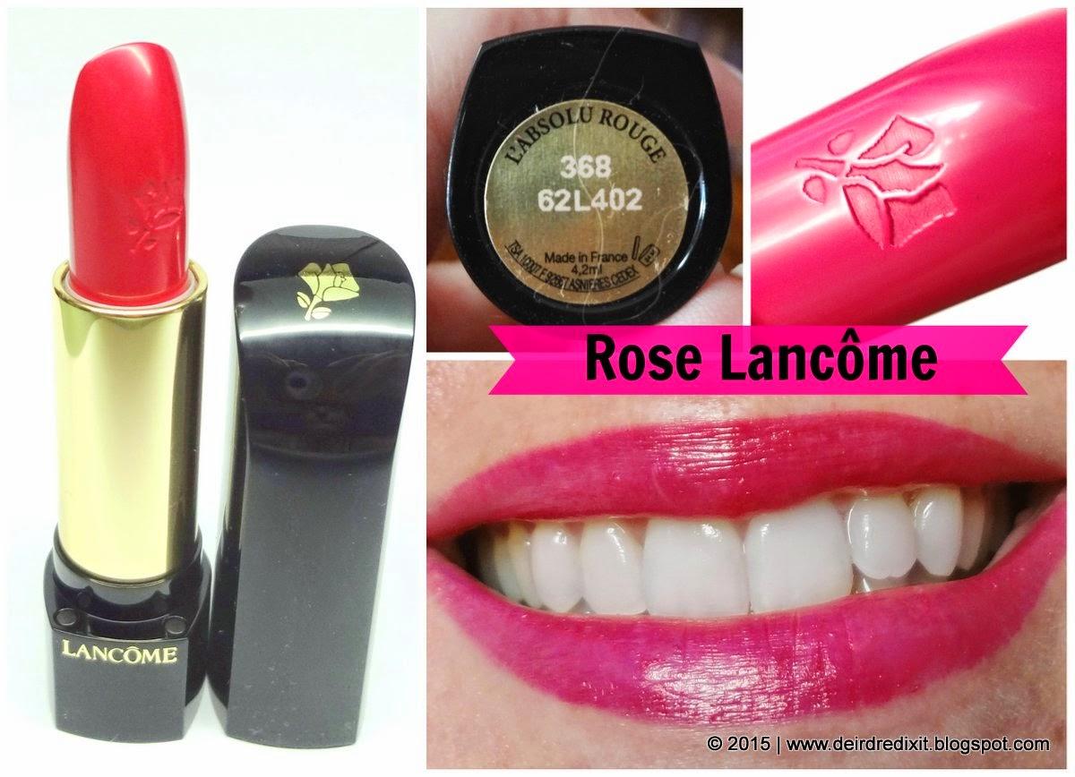 Rossetto Lancôme L' Absolu Rouge, Rose Lancome 368