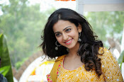 Rakul Preeth Singh at Pandaga Chesko Launch-thumbnail-1