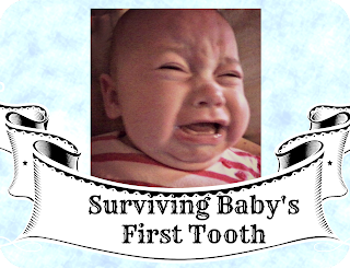 Tips for soothing a teething baby