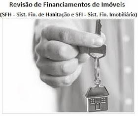 Revisão de Financiamentos de Imóveis.