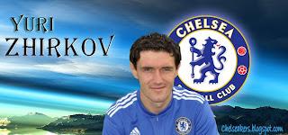 Yury Zhirkov Chelsea Wallpaper 2011 1