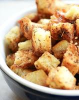 Croutons (vegana)