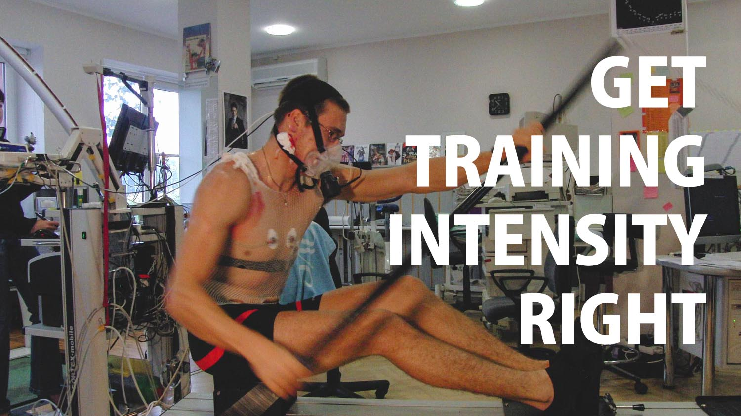 Training with right intensity