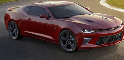 The Beauty and the Beast of Chevrolet Camaro SS 2016