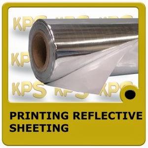 Printing Reflective Sheeting