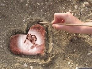 dibujando amor