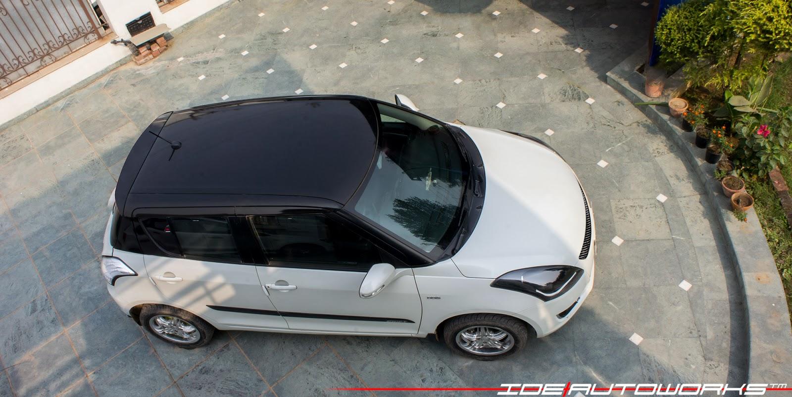Maruti Suzuki Swift Two Tone Ide Autoworks