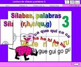 lectoescritura 3